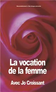 La vocation de la femme - CD enseignement audio