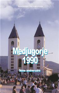 Medjugorje 1990 - CD reportage audio