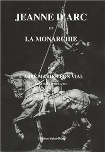 Jeanne d´Arc et la monarchie