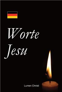 Worte Jesu / Paroles de Jésus en allemand - DISPONIBLE