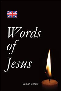 Words of Jesus / Paroles de Jésus en anglais - DISPONIBLE