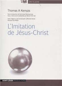 L´imitation de Jésus-Christ - CD MP3